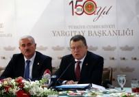 YARGITAY BAŞKANI - Yargıtay Başkanı Cirit Açıklaması 'Hakimlik Hukuk Yeridir, Hınç Alma Yeri Değildir'