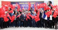 ALI ÇOLAK - YBD Başkanı Heybet Açıklaması 'Türk Yargısı Milletinin Hizmetinde Yekvücut Oldu'