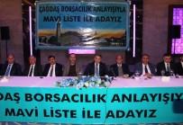 AKREDITASYON - Yeşil, DTB Başkanlığına Yeninden Aday