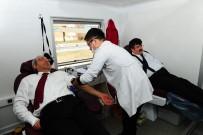 PEYAMİ BATTAL - YYÜ'de Kan Bağışı Kampanyası