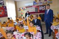 ADANA VALİSİ - Adana'da Öğrencilere Okul Sütü Dağıtıldı