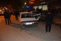 Adana'da Zincirleme Kazada Facianın Eşiğinden Dönüldü Açıklaması 1 Yaralı