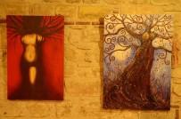KAYALı - 'Ağaç Ve Kadınlar' Fotoğraf Ve Resim Sergisi Kuşadası'nda Açıldı