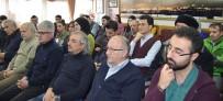 ABDÜLMECIT - AK Parti İl Başkanı Öz, TYB Erzurum Şubesi'nde Konuştu
