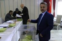 AK Parti Kumru İlçe Başkanlığı'na Aydın Çavuş Seçildi