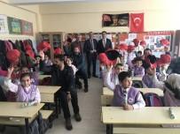 HASAN YILMAZ - ANKA'nın Uçuş Yaptığı Elazığ'da Öğrenciler, TAI'nin Desteğinde Bilgisayarla Buluştu