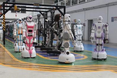 'Asker robot üretimine hazırız'