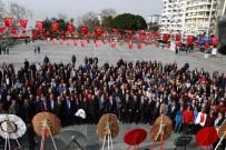 TARIH BILINCI - Atatürk'ün Antalya'ya Gelişinin 88. Yıldönümü