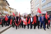 ŞERIF YıLMAZ - Atatürk'ün Burdur'a Gelişi Coşkuyla Kutlandı