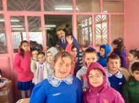 ALİ HAMZA PEHLİVAN - Bayburtlu Öğrencilere Beylikdüzü'nden Yardım