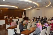 EMPOZE - Belediye Başkanı Kılıç Girişimci Adaylarıyla Bir Araya Geldi