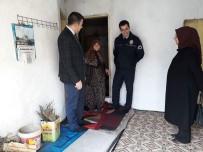 AFŞAR - Çavdarhisar'da Korunmaya Muhtaç Yaşlılara Bakım Hizmeti