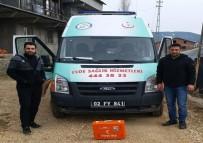BOLAT - Çelikhan Evde Sağlık Hizmetlerinin Ambulans Sayısı Yükseldi