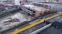 SPOR KOMPLEKSİ - Cemal Kamacı Spor Kompleksi, Yüksek Kapasiteli Hale Getiriliyor