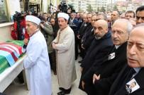 İL BAŞKANLARI - Cenaze Törenine Kemal Kılıçdaroğlu Da Katıldı