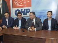 HıZLı TREN - CHP'li Kiraz Açıklaması Asgari Ücret 2 Bin TL Olmalı
