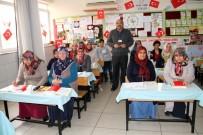 MUSTAFA HARPUTLU - Cumhurbaşkanı Erdoğan'ın Başlattığı Okuma Yazma Seferberliğine Alanya'dan Yoğun İlgi