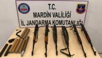 BİXİ - Dargeçit'te Silah Ve Mühimmat Ele Geçirildi