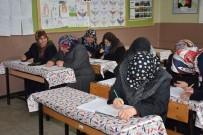 Dursunbey'de Okuma Yazma Seferberliği Kurslarına Yoğun İlgi