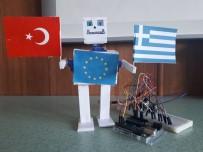TRAFİK IŞIĞI - Ege'nin İki Yakası Robotik Kodlamada Buluşuyor