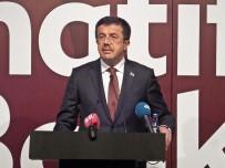 TEŞVİK SİSTEMİ - Ekonomi Bakanı Zeybekci Açıklaması '100 Milyar Liranın Üzerinde Yatırım Teşvik Belgesi Vereceğiz'