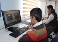 HASAN YILMAZ - Elazığ'da 5 Köy Okuluna Bilgisayar Laboratuvarı