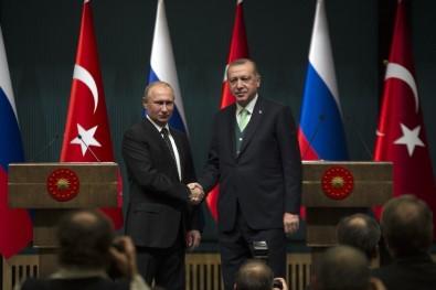Erdoğan ve Putin Doğu Guta'yı konuştu