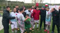 MİLLİ FUTBOL TAKIMI - Futbol Açıklaması Sesi Görenler İstanbul Kupası