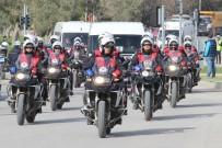 EROL AYYıLDıZ - GBT Kontrolünde Şehit Olan Polis Son Yolculuğuna Uğurlandı