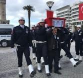 EROL AYYıLDıZ - GBT Sorgulamasında Şehit Olan Polisin Töreninde Gözyaşları Sel Oldu