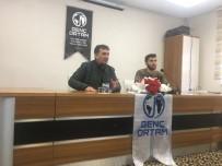 ERCIYES - Gençler Erciyes'te Afrin İçin Dua Etti