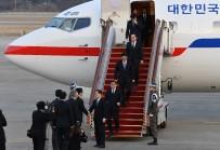 KIŞ OLİMPİYATLARI - Güney Kore Heyeti, Kuzey Kore'den Ayrıldı