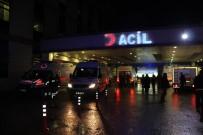 SENKRONIZASYON - Hastanede Elektrik Kesildi, Yoğun Bakımdaki Hastalar Başka Hastaneye Sevk Oldu