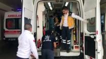 İnşaatta Düşen Genç İşçi Ağır Yaralandı