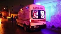 ASKER KAÇAĞI - İzmir'de GBT Kontrolünde Polise Bıçaklı Saldırı Açıklaması 1 Şehit, 1 Yaralı