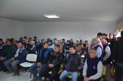 Kadro hakkı kazanan işçiler mülakata alınıyor
