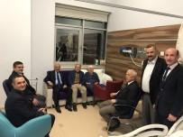 AİLE HEKİMİ - Karadağ Ve Gül'den Hastane Ziyareti