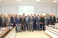 KARAMANOĞLU MEHMETBEY ÜNIVERSITESI - Karaman'da '1. Çevre Çalıştayı'