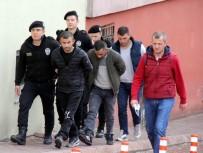 ALÜMİNYUM FOLYO - Kayseri'deki Uyuşturucu Operasyonu