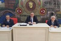 KOMİSYON RAPORU - Köse'ye Hükümet Konağı İçin Özel İdare Arsa Satın Alacak