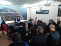 Lapseki'de Güvenlik Toplantısı Yapıldı