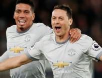 CRYSTAL PALACE - Manchester United'dan süper geri dönüş!