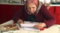 Mardinli 61 Yaşındaki Azize Teyzenin Okuma Aşkı
