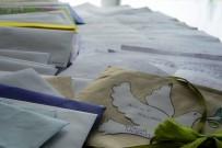 SEHER VAKTI - Mehmetçik'e Mektup Yazma Kampanyasına Yoğun Katılım