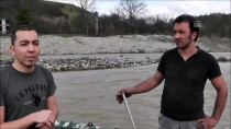 Mengen Deresi'nde Rafting Heyecanı