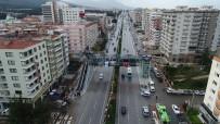 HÜSEYİN KÖROĞLU - Mimar Sinan Üst Geçidi Açıldı