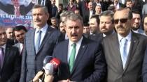 İSMAIL GÜNEŞ - Muhsin Yazıcıoğlu'nun Ölümüne İlişkin Özmen'in Yargılandığı Dava