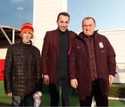 FLORYA - Murat Sökük Galatasaray Antrenmanında