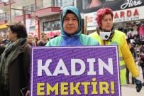 BELEDİYE ÇALIŞANI - Odunpazarı Belediyesi'nden Kadınlara 8 Mart Jesti