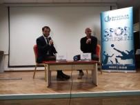 MEHMET TOPAL - Fenerbahçe'nin Efsane Futbolcusu Oğuz Çetin Açıklaması 'Şampiyonluk Adayım Galatasaray'